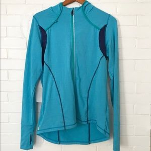 women's large LOLË running/athletic hoodie